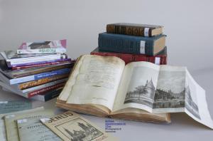 Des livres aux Archives